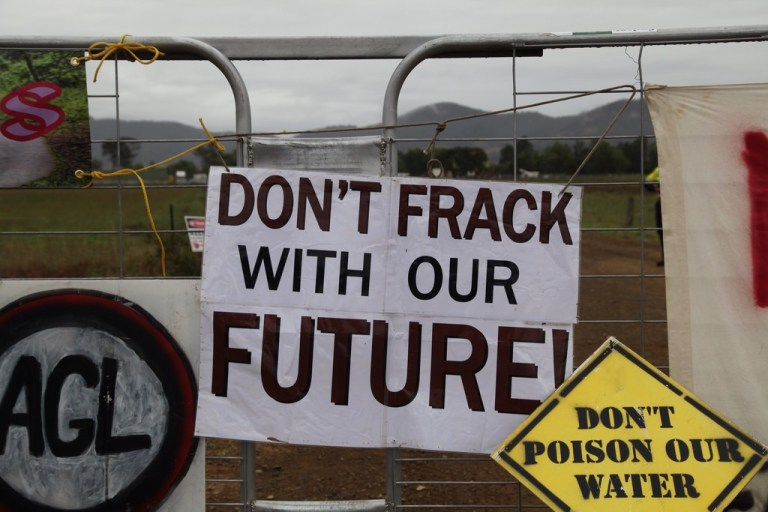 fracking and public health
