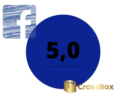 CrossBox kundeanmeldelser. Kundernes tilfredshed med træning i Hadsten hos CrossBox