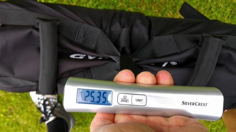 Gymbox Sandbag - 25 kg