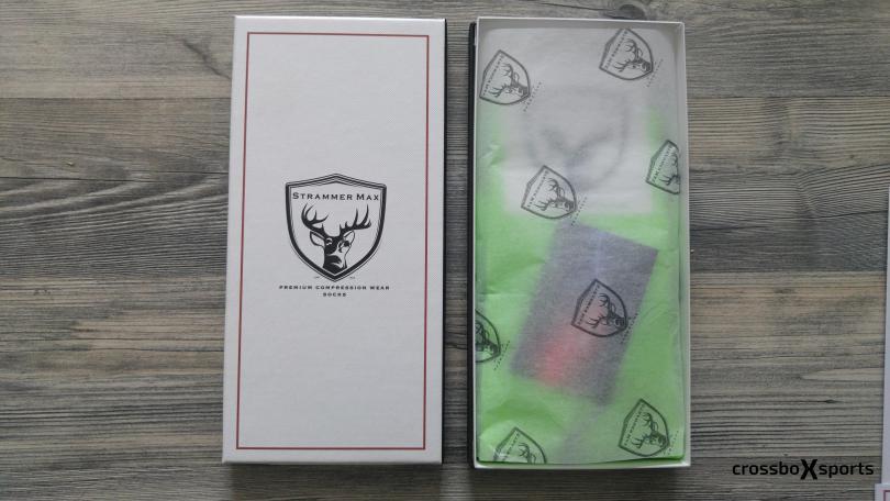 Strammer Max Socks Sports Line - schön verpackt