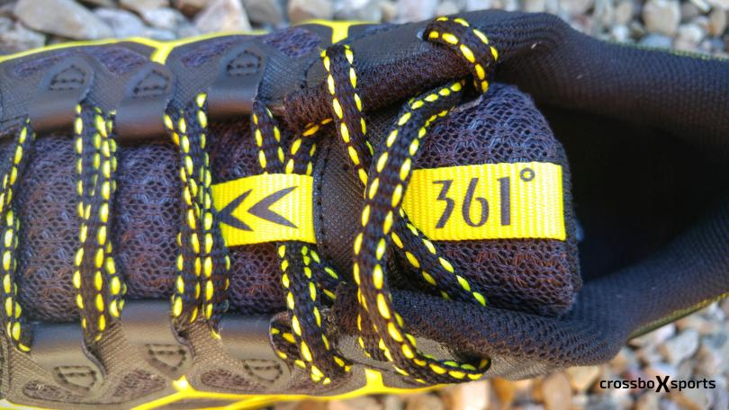 361° Ortega - die Schuhlasche