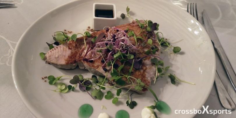 Thunfischsteak