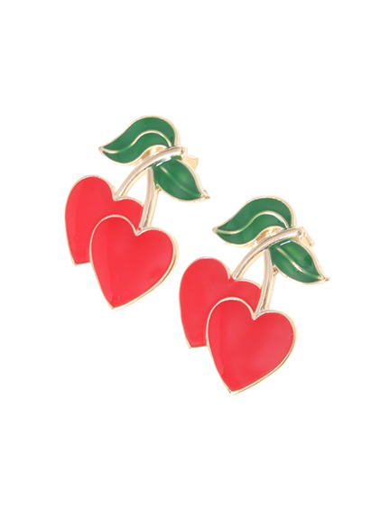 Heart Cherry Pierce