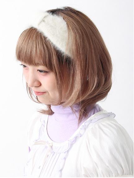 Fuwa Ribbon Hair