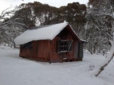 Jb Plain hut