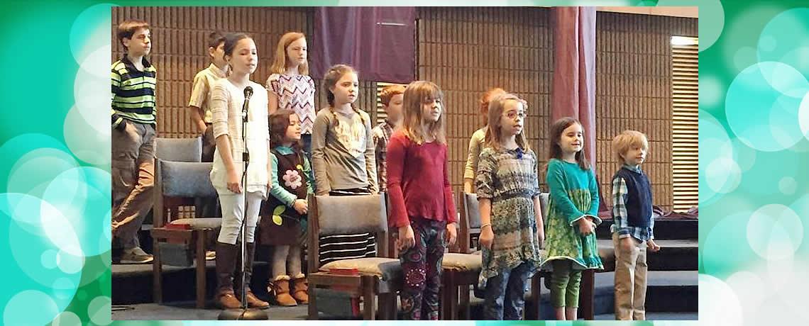 Childrens-Choir-Singing-bokeh