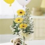 bud vase for new baby