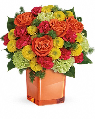 Painted in Love Flowers