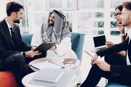 Doing business Arab Gulf States