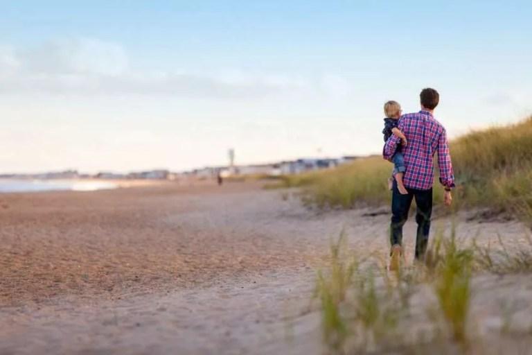 male trailing spouse