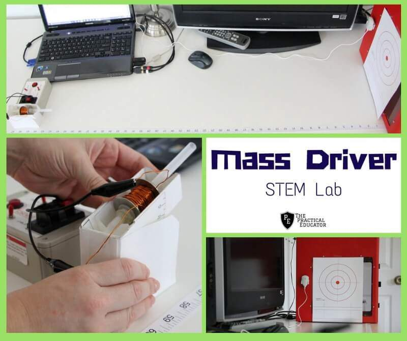 Mass Driver Stem Lab