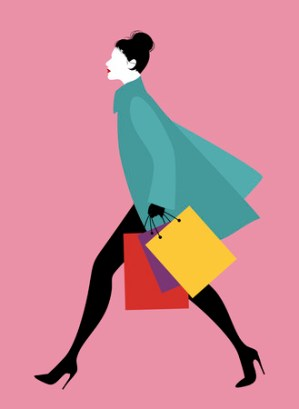 Using this new crossdressing blog for shopping ideas