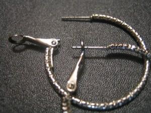 Lever Back Crossdresser Earrings