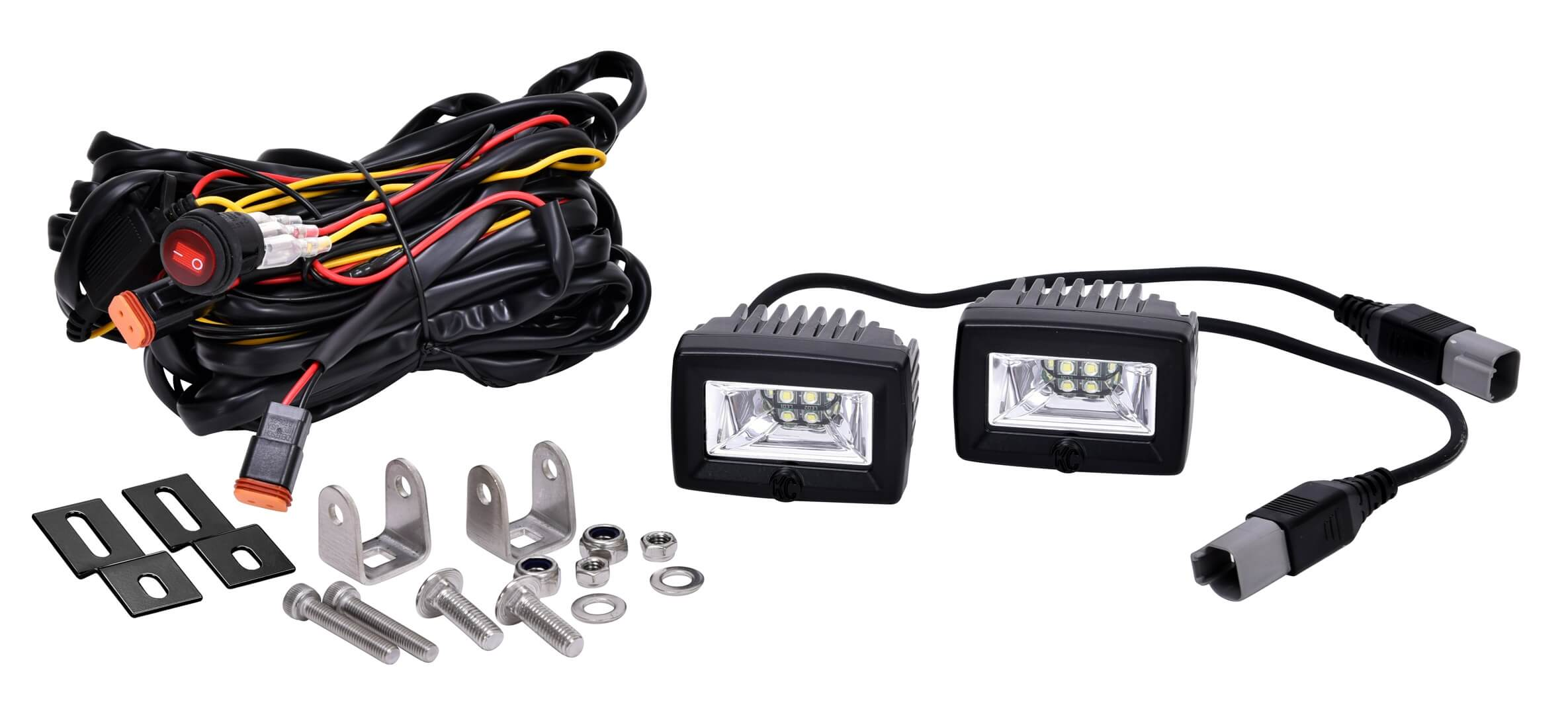 Kc 2 C Series C2 Led Area Flood Light System