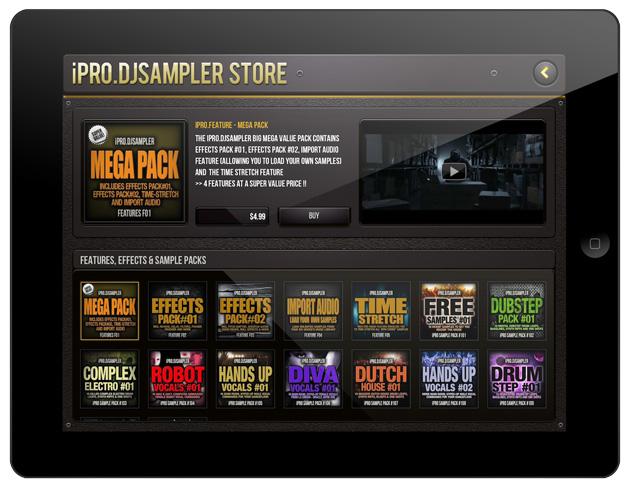 iPro-Store-in-iPad
