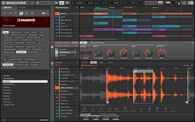 Maschine-2-Screenshot