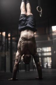 Mark Handstand