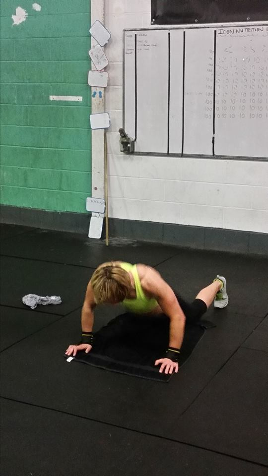 lows burpees
