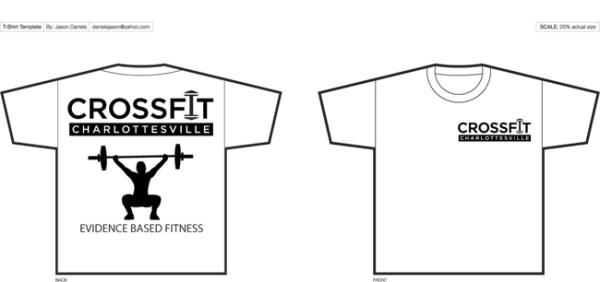 CrossFit Shirt Charlottesville