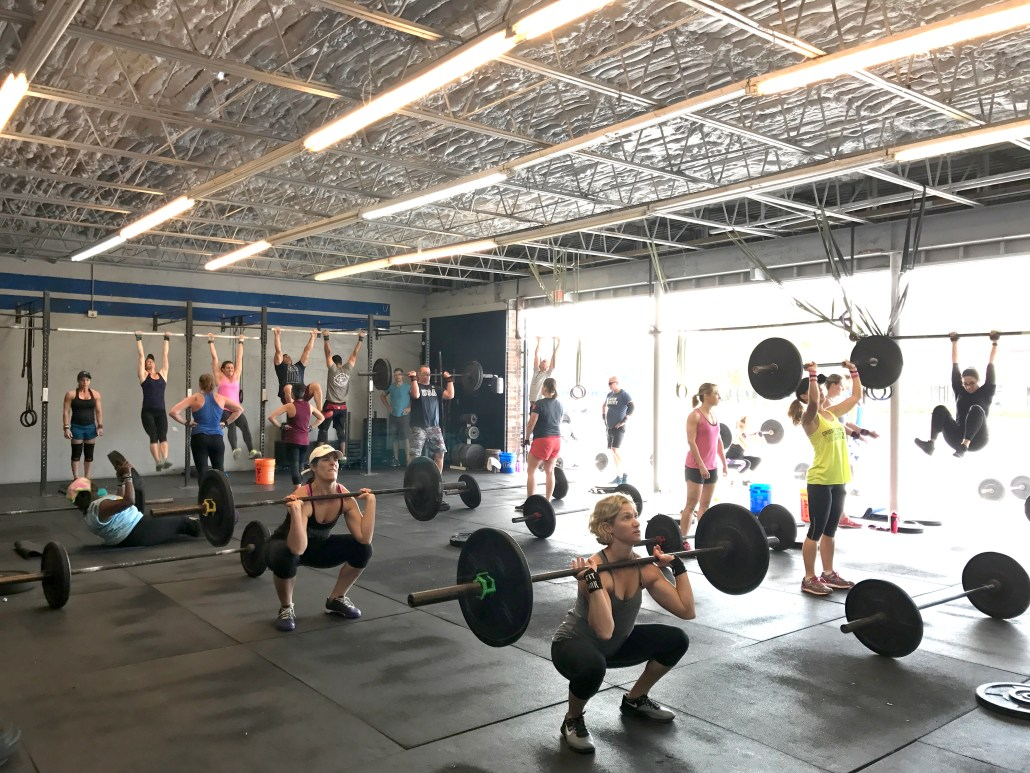CCP Saturday WOD