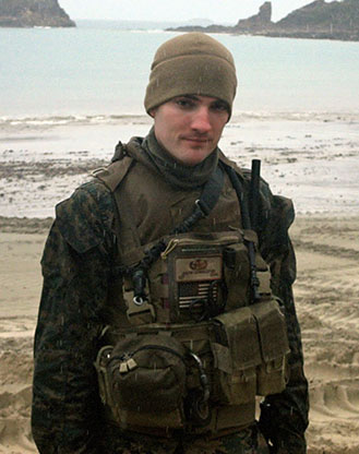 .S. Marine Corps Staff Sergeant Justin E. Schmalstieg, 28, of Pittsburgh, Pennsylvania, assigned to the 1st Explosive Ordnance Disposal Company, 7th Engineer Support Battalion, 1st Marine Logistics Group, I Marine Expeditionary Force, based in Camp Pendleton, California, died on December 15, 2010 while conducting combat operations in Helmand province, Afghanistan. He is survived by his wife Ann Schneider, parents John and Deborah Gilkey, and brother John.