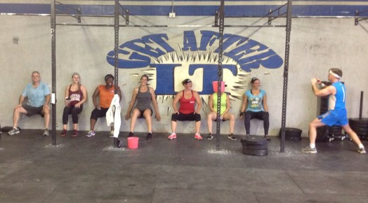 Mobility class directly after the 9am WOD Saturday 5/31! 10am sharp!!