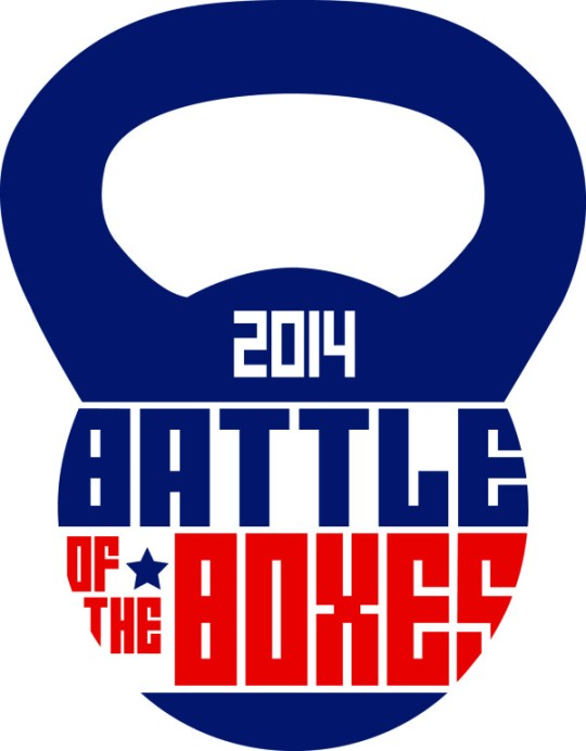 Good luck to all the athletes competing in Battle of the Boxes.. Saturday 6/14.. come show your support!