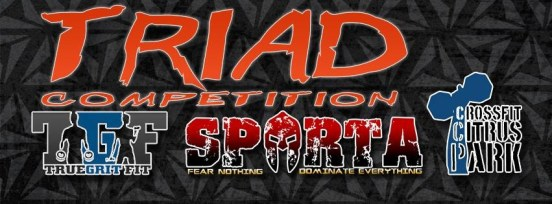 Get signed up for bragging rights.. September 6th 10am.. meeting at Sparta for a FREE somewhat friendly competition! See the sign up board at the box for a team and details!