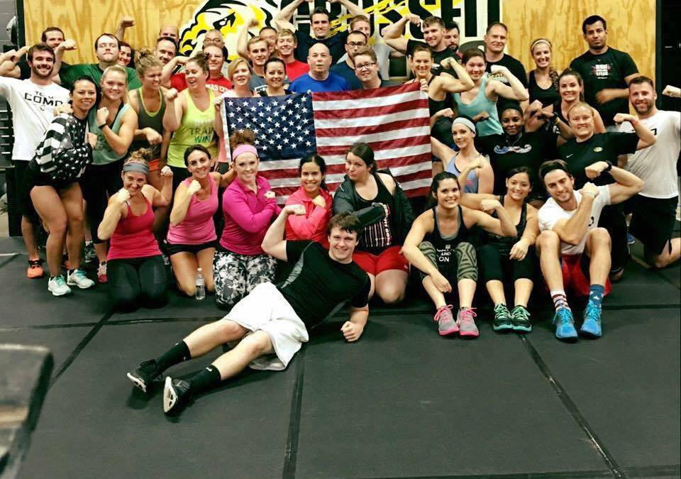 WOD 112515 – Thank you, CrossFit COMO