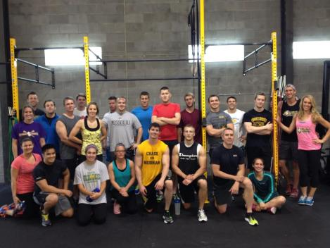 May 25 CrossFit COMO Foundations Class