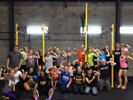 May 30 CrossFit COMO Foundations Course