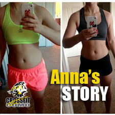 Anna V. – 30 Day Nutrition Challenge Results