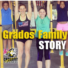 Mandy Grados – Mother of 3