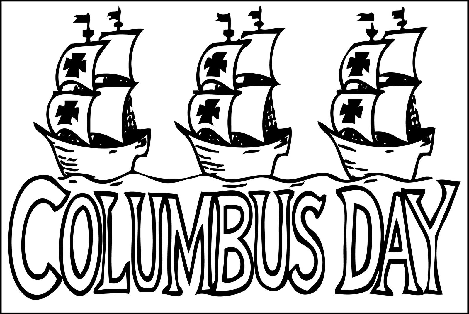 Columbus Day Schedule 10 08 12