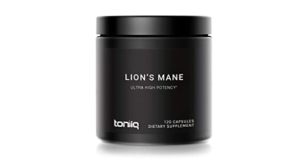 Toniiq Ultra High Strength Lion's Mane Extract