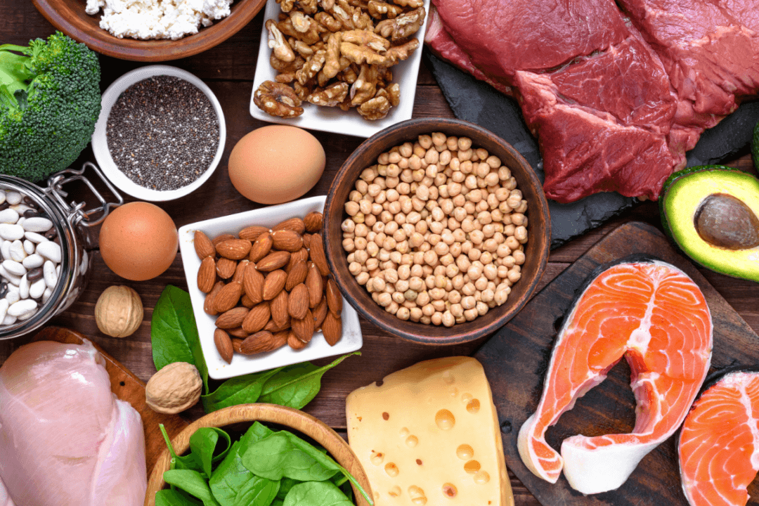 Is Protein Good For Muscle Gain