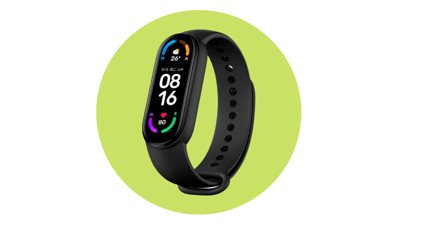 The Best Fitness Tracker In 2021 Xiaomi Mi Band 6