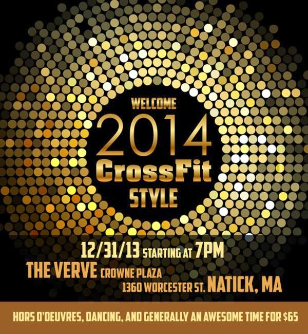 Over 100 Crossfitters are coming to this awesome party!
