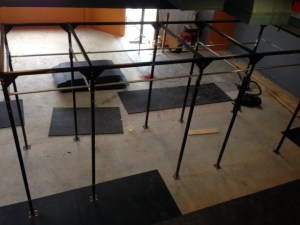 CrossFit Recursive Main Floor