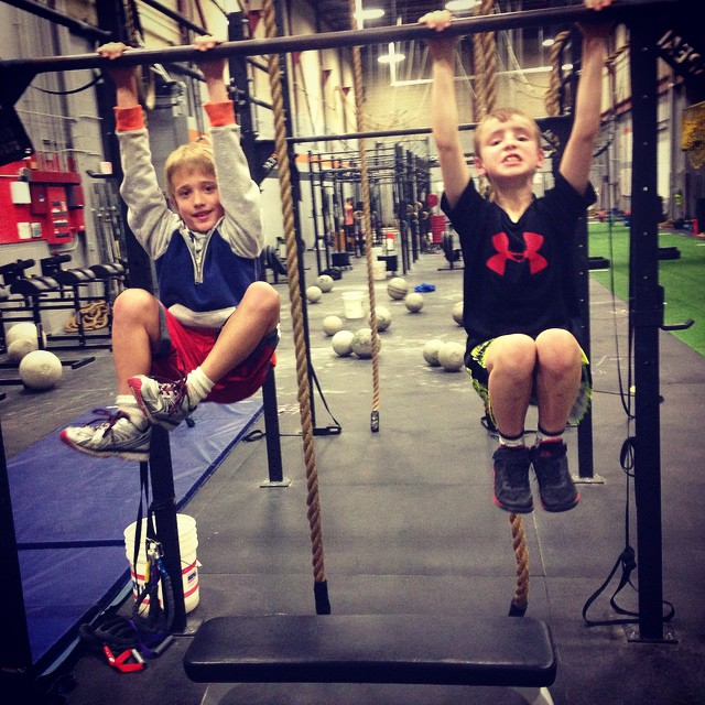 Kids & Teens WOD 5/19/17