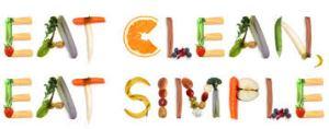 Eat Clean graphic April 2017