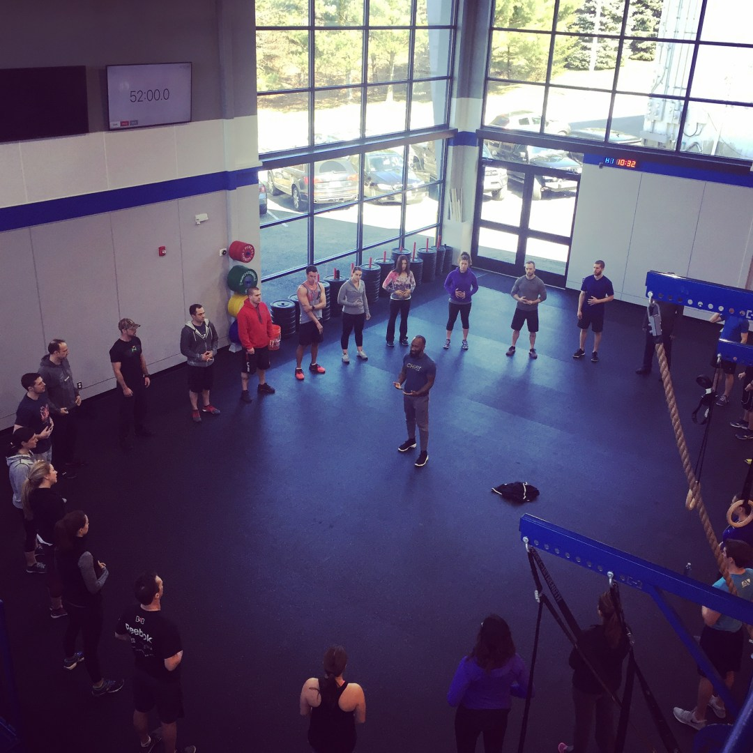 Great turnout yesterday for the Chifit Seminar!