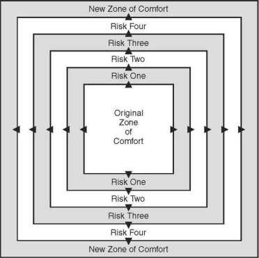 Image result for original zone of comfort