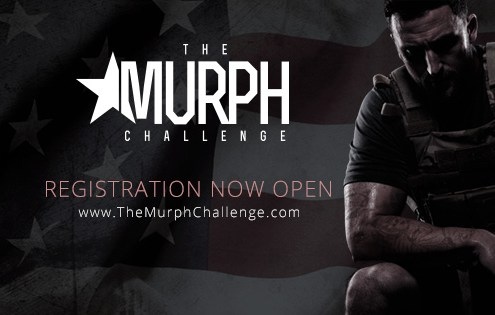 The Murph Challenge | The Murph Challenge - Memorial Day