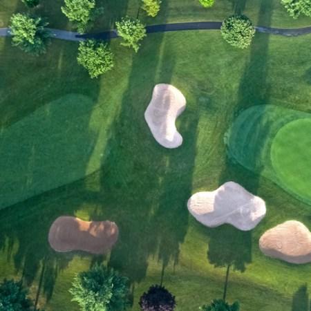 Crossgates Golf Club Hole #9