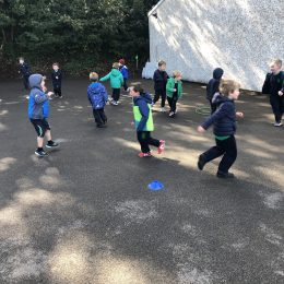 We enjoyed our active week!