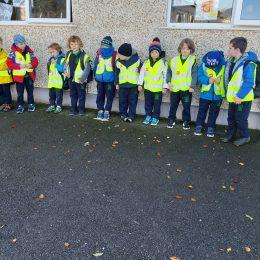 November Fun in Juniors!