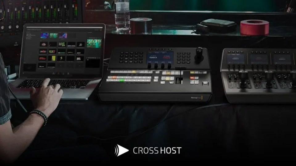 switcher profissional transmissão ao vivo