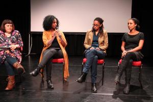 'Doh Mix Meh Up' Diaspora Art Oxford 1st Nov 2014
