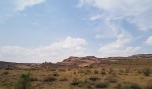 Desert scene, Utah
